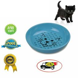 Cat Dish Bowl Bamboo Plant Renewable Sustainable Material BP